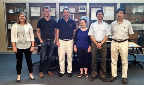 faculty receives scholar awards civil environmental  architectural engineering